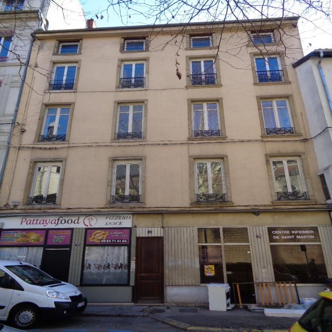 Offres de vente Immeuble Vienne (38200)