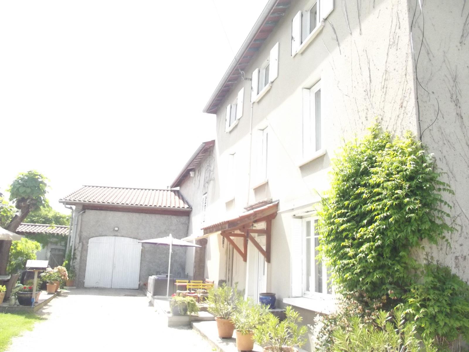 Offres de vente Maison / Villa Saint-Maurice-l'Exil (38550)
